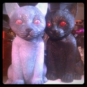 Accessories - Gothic occult cats